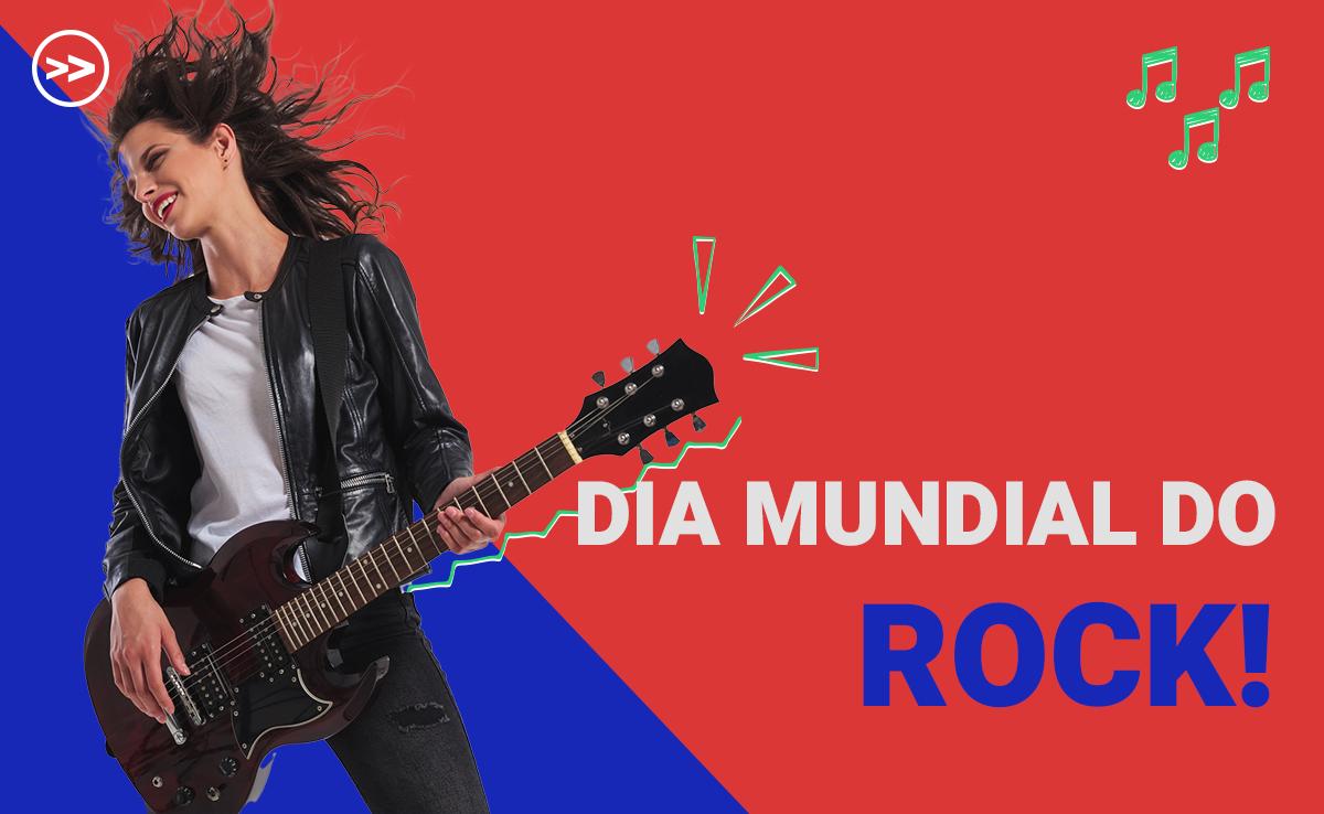 Descubra se você é um roqueiro raiz com o quiz do Dia Mundial do Rock